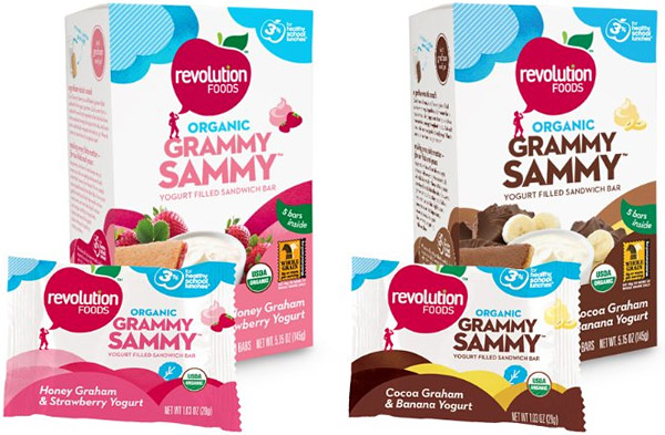 Revolution Foods Grammy Sammy