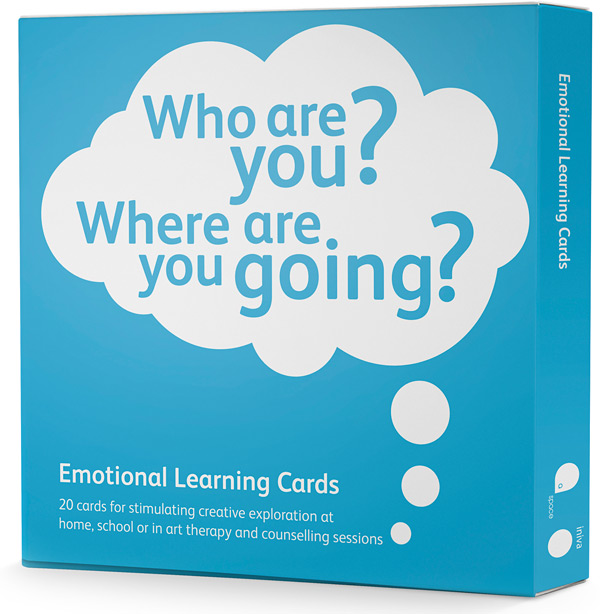 Who are you? Where are you going? Emotional Learning Cards