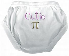 Cutie Pie Diaper Cover