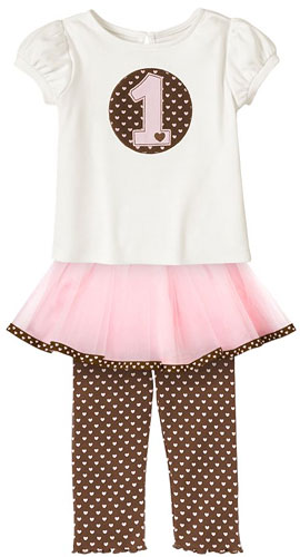 Gymboree Birthday Shop - Happy Birthday Girl
