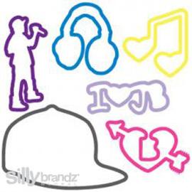Justin Bieber Silly Bandz