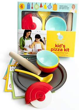Martha Stewart Collection Kids Pizza Kit