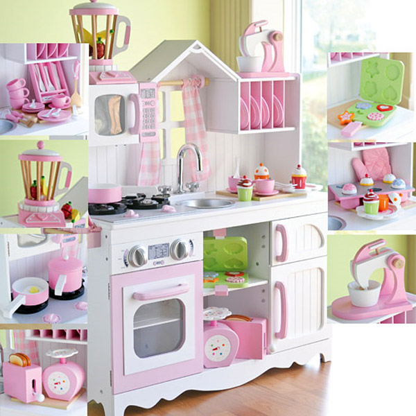 Modern Country Kitchen - Complete Set