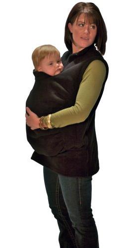 TogetherBe Peekaru Original Fleece Baby Carrier Cover