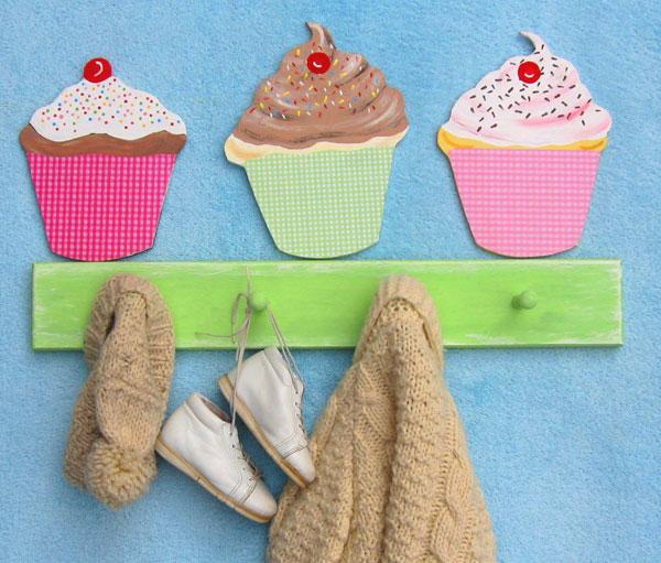 Cupcake Clothing Rack