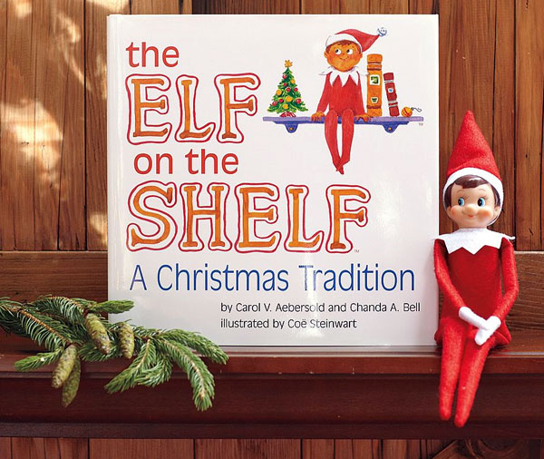 Elf on the Shelf Book & Plush Set