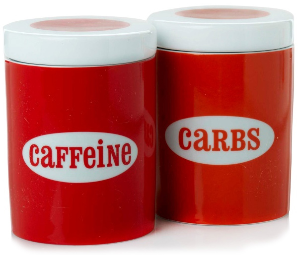 Happy Chic By Jonathan Adler Set of 2 Pop Canisters
