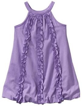 Infant Toddler Girls' Splendid Littles for Target® Purple Bubble Dress