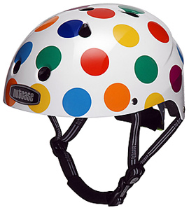 Adjustable Dots Helmet