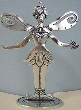 Fairy Jewelry Holder