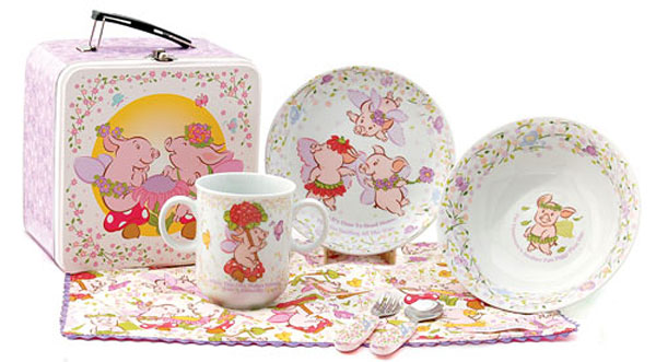 Tasty Tales Tableware Set