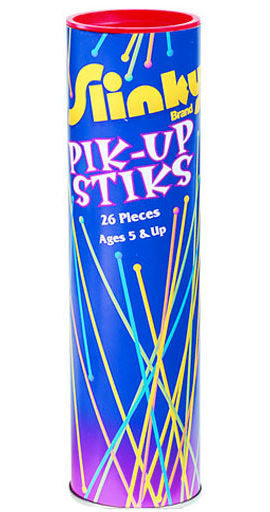Slinky Pik Up Sticks