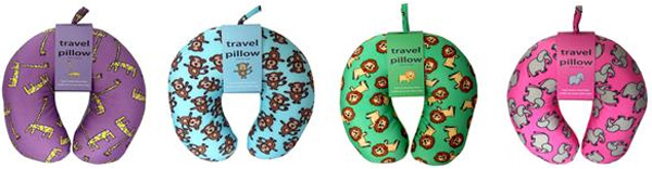 Little Honey Travel Pillows