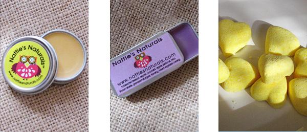 Nattie's Natural Cosmetics