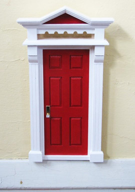 City and Suburban Fairy Door