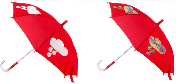 Kids Color Changing Umbrella