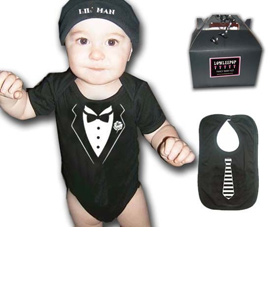 Punk Rock Baby Gift Kit