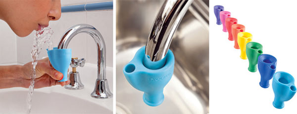 Tapi - Faucet Squeeze Drink Fountain