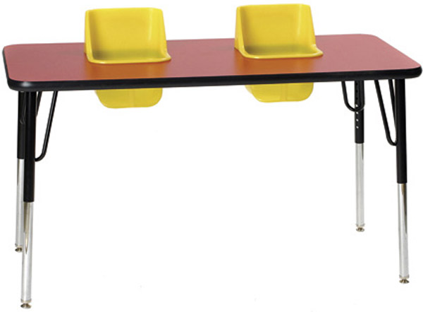 Twin Table Feeding & Activity Table