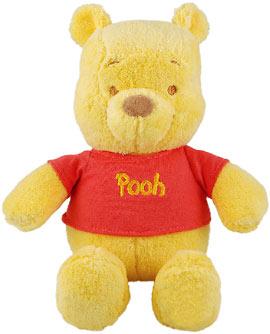 Winnie the Pooh Organic Cotton Eco Plush