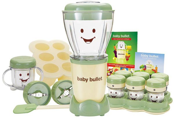 Magic Baby Bullet Food Processor