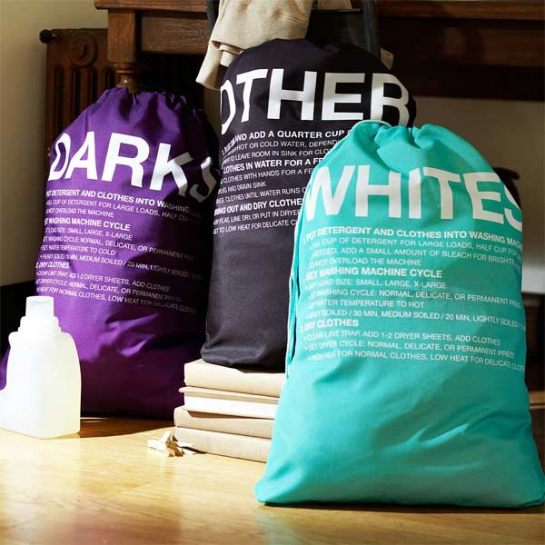 PB Teen Laundry Bags