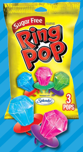 Sugar Free Ring Pops