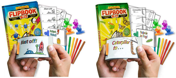 Flipbook Kit