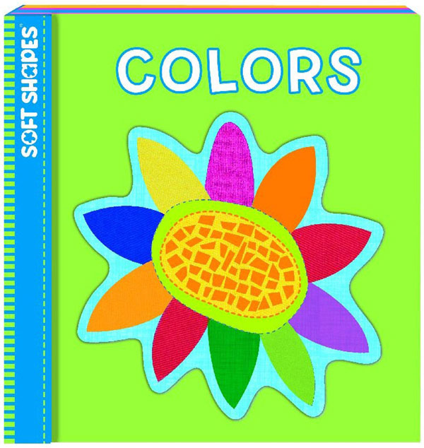 Soft Shapes: Colors - Bath Book