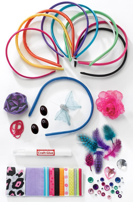 Creativity for Kids Headband Kit