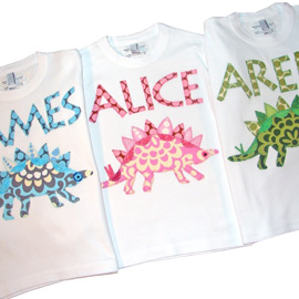 Kids Dinosaur Shirt