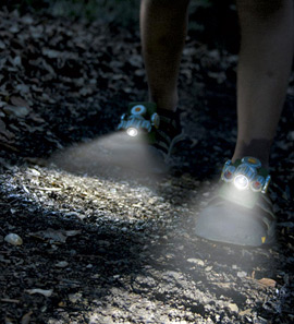 National Geographic Outdoor Explorer Series Expedition Shoe Lights